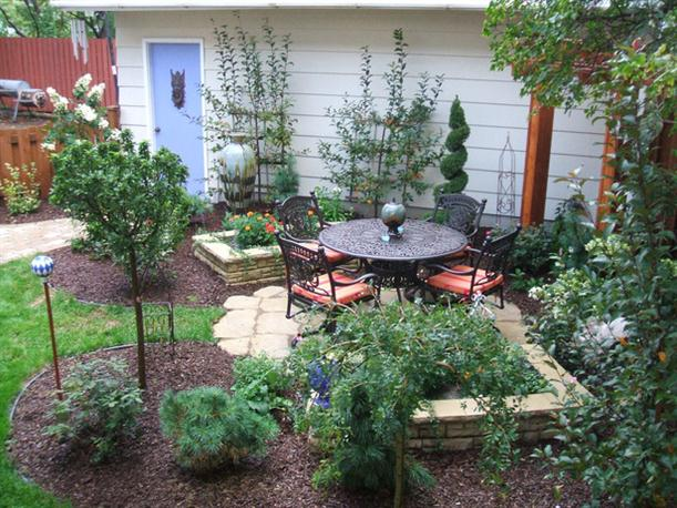 Ideas for Small Patios – Patio Design for Your Small Yard